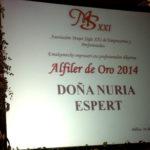 2014 Nuria Espert Alfiler de Oro  (33)