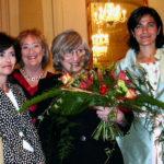 2004 Alfiler de Oro a Ana Diosdado x