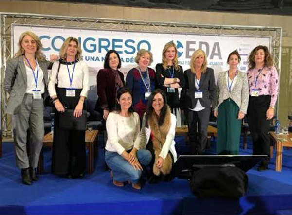 balance I congreso mujeres-empresarias directivas EDA