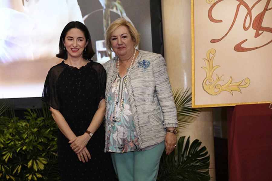 alfiler oro 2019 a elena arzak carmen miral
